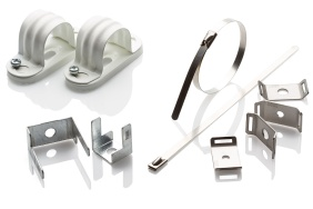 electrical products new range of clips for compliance. Black Bedroom Furniture Sets. Home Design Ideas