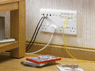 Electrical Products Mk Multi Media Sockets
