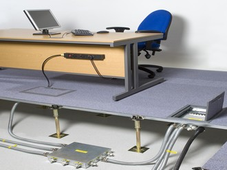 Electrical Products Underfloor To Desk Solutions