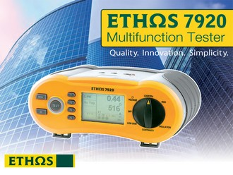 Multifunction tester suits domestic and commercial safety testing
