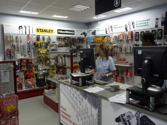 Electrical Products Mayor Re Opens Rs Bow Trade Counter