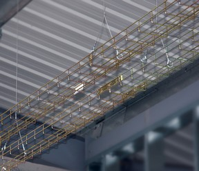 Electrical Products Newlec Wire Basket Cable Tray