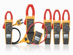 Clamp meters for demanding conditions