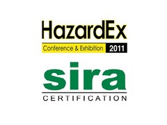 Join Sira for free IECEx Competence Training at HazardEx 2011