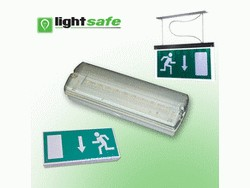 To compliment the very successful range of fluorescent emergency lighting, Lightsafe has launched a new range of LED Emergency Lighting