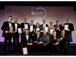 The very best of the electrical sector was showcased last week at an awards ceremony hosted by SELECT, the trade body for the electrotechnical industry in Scotland