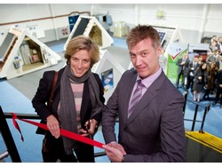 Charlotte Leslie MP has officially opened the NAPIT Bristol Training Centre as part of their joint venture with Plumb Center and Sevenoaks Energy Academy