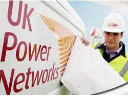 UK Power Networks is the name of the new company that will take over the running of electricity distribution to more than eight million customers in London, the East of England and the South East