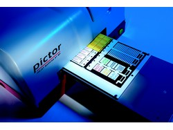 High speed colour printing for terminals, devices, pushbuttons and panels