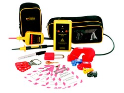Safely lock out the electrical source with Martindale's range of lock off kits