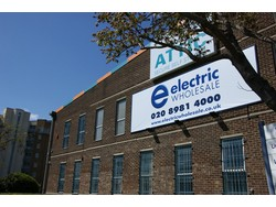 Following overwhelming success in Bristol, Electric Wholesale decided to open a new branch in Stratford, London
