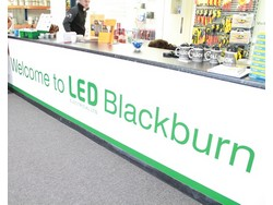 LED Electrical Ltd., has launched a new branch in Blackburn, Lancashire