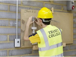 Thanet College, in partnership with training provider JTL and Kent County Council, is launching a brand-new gold standard Electrical Installation apprenticeship, due to start in September 2012