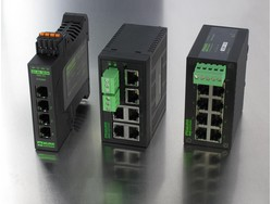 Unmanaged switches with up to 8 ports