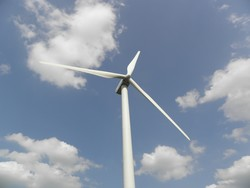 Wind turbines get thumbs up from EU