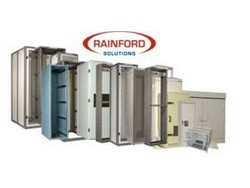 Rainford Solutions is a manufacturer of standard and bespoke electronic equipment enclosures, cabinets and cable management systems