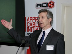 Peter Smeeth, Spokesperson for the ACI