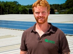 Laurie Eve, Managing Director of Source Renewable