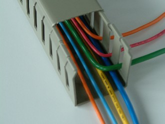 Electrical Wire Management | Electrical Products Beta Cable Management Systems Beta Ducting