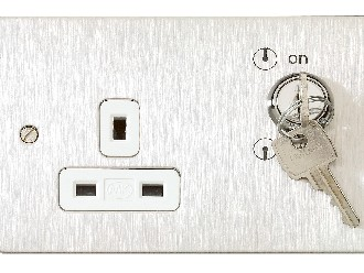 Electrical Products Mk Electric Lockable Sockets